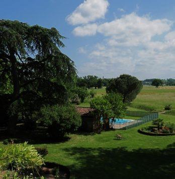 Parc à l'anglaise du Domaine – Albi, Tarn