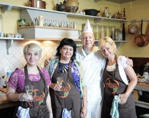 VIP gastronomic tour
