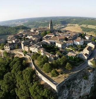 Puycelsi,  Bastide Albigeoise