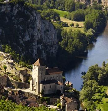Vallée du Lot, Grand Site Midi Pyrénées