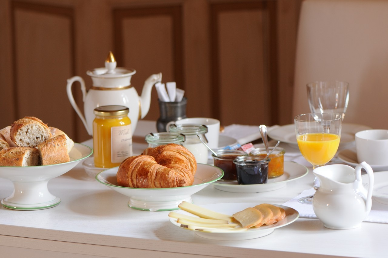 French breakfast in charming accomodation Albi, Toulouse