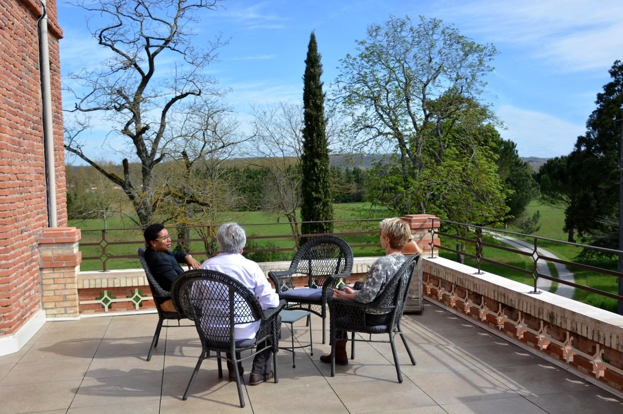 Séjour de charme en chateau Gaillac Toulouse Albi