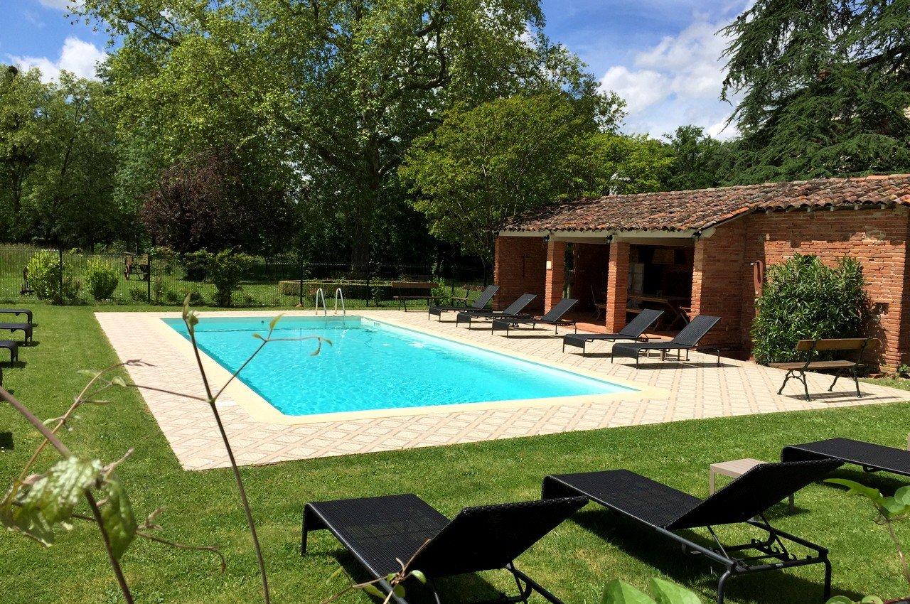 Chambre d'hôtes avec piscines près d'Albi Toulouse Gaillac