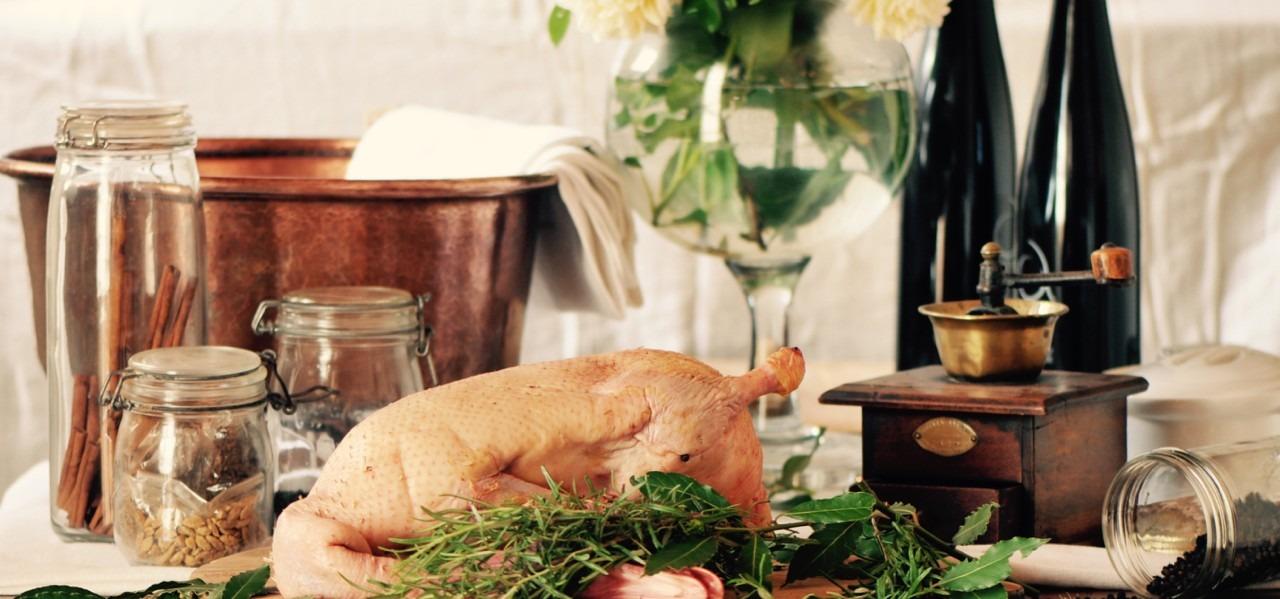 transformation du canard et foie gras Domaine du Buc