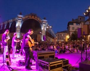 place aux artistes à Albi cet été