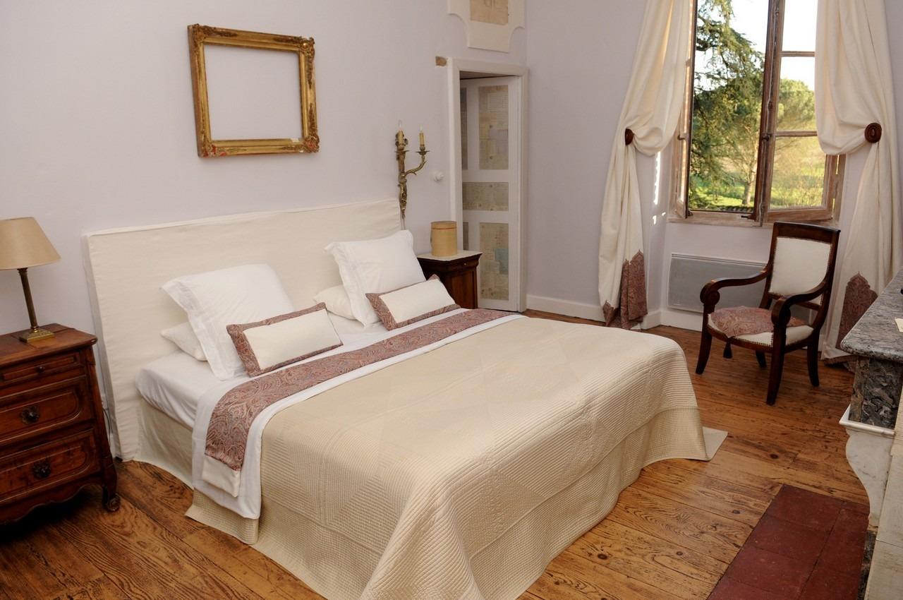 chambres d'hotes au chateau, albi, tarn