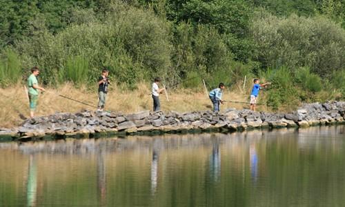 Peche dans le Parc Naturel régional du Haut Languedoc