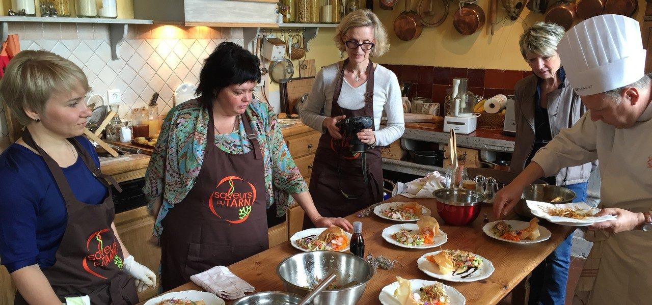 Séjour russe, gastronomie et cours de cuisine !