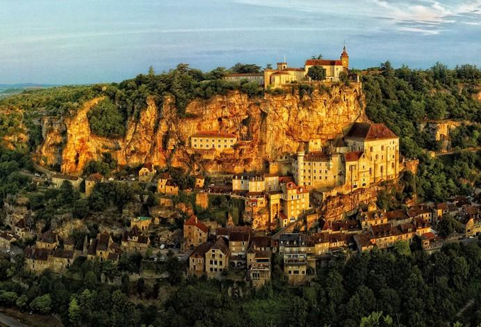 Rocamadour, Grand Site Midi Pyrénées