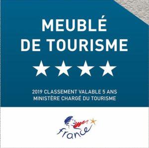 meuble de tourisme 4 etoiles albi Tarn occitanie