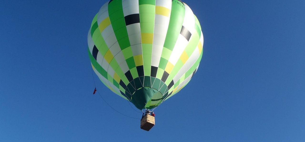vol en montgolfiere Albi