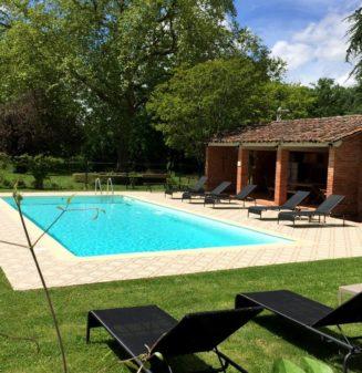 piscine Domaine du Buc