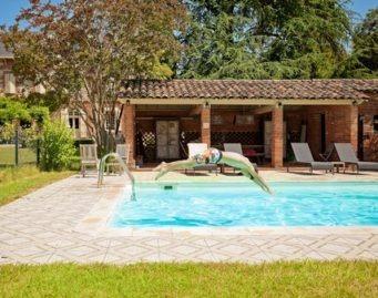 piscine chambres d hotes de charme tarn albi occitanie