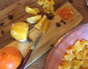 ingredients confiture d'oranges albi tarn