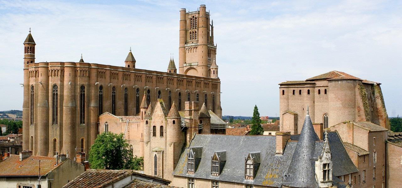 cathedrale sainte cecile albi Domaine du Buc , chambres d'hotes