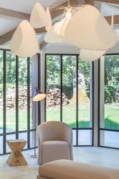 Domaine du Buc – Gite du pigeonnier – Salon 3