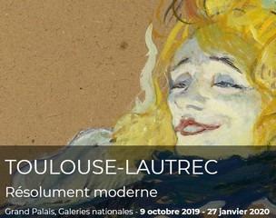 Toulouse Lautrec au grand palais Chambres d'hotes de charme albi