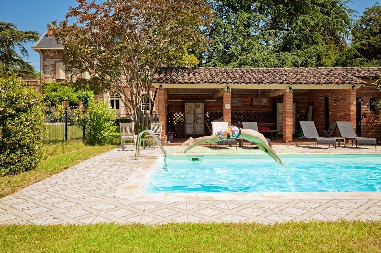 chambre d hotes de charme avec piscine albi